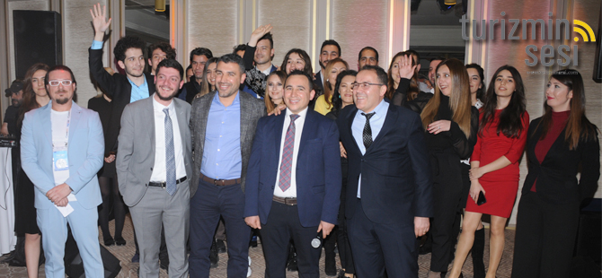 Dünyanın en iyi ve en prestijli M.I.C.E acenteleri Türkiye'den mutlu ayrıldılar