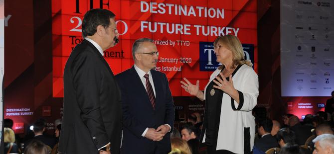 Tourism Investments Forum ilk gününde ulusal ve uluslararası katılımcılar tarafından yoğun ilgi gördü