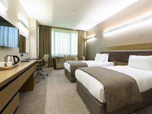 Wyndham Hotels & Resorts, La Quinta markasını İstanbul'daki yeni oteliyle Avrupa'ya taşıdı
