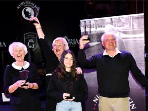 """""""Nuri Özaltın Memorial Golf Trophy""""de tüm golf severleri bir araya getirdi"""