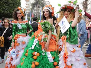 Adana Uluslararası Portakal Çiçeği Karnavalı, 8'inci Kez Uluslararası açılışına gün sayıyor