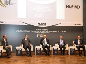 Turizmde Yeni Trendler Çalıştayı Yoğun Bir Katılımla İstanbul'da Düzenlendi