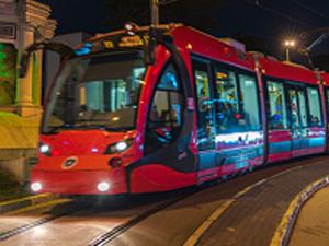 Türkiye'den Polonya'nın Olsztyn Belediyesi'ne tramvay ihracatını