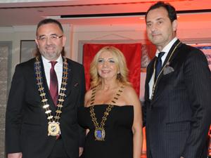 Skål International Istanbul Başkanı Ayşe Önen Oldu