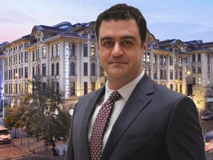 Berati Tuncer, Laleli'de bulunan Crowne Plaza İstanbul Old City Hotel'in genel müdürü oldu