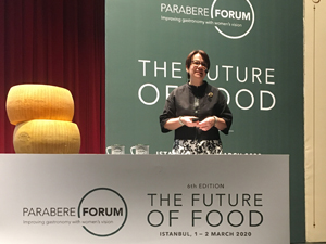 42 ülkeden 300 kadın Gıdanın Geleceği için Grand Pera'da buluştu