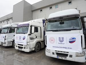 Unilever, Sağlık Bakanlığı'na 230 ton Domestos bağışı yaptı