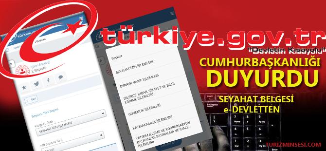 Türkiye'de alınan salgın hastalık corona virüs (Covid-19) tedbirlerine dijital çözüm
