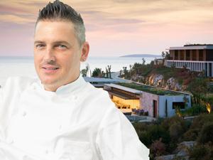 Six Senses Kaplankaya, Şef Simon Winchester 'ın modern yorumlarıyla mutfağına lezzet katıyor