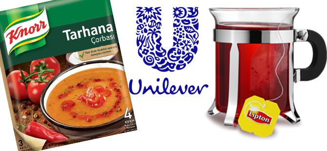 Unilever'den sağlık çalışanlarına 10 milyon bardak çay ve 1,7 milyon kâse çorba