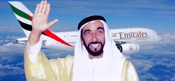 Emirates havayolları bazı seferlerle yolcu taşımak için izinlerini tamamladı