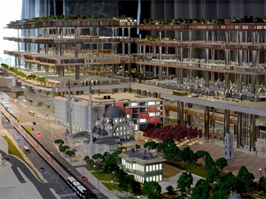 Galataport İstanbul, inşaat faaliyetlerini 14 Nisan 2020 tarihinden itibaren geçici olarak durdurdu