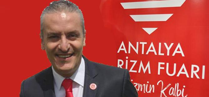 TÜRSAB Başkanı Firuz Bağlıkaya 40 Milyon TL'den fedakarlık etti