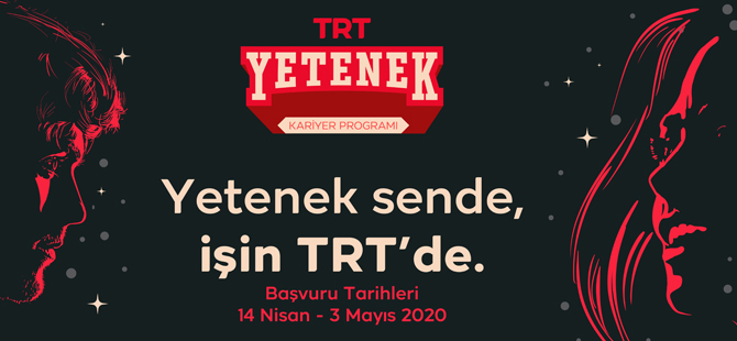 """150 Genç Mezun """"TRT Yetenek"""" ile İstihdam Edilecek"""