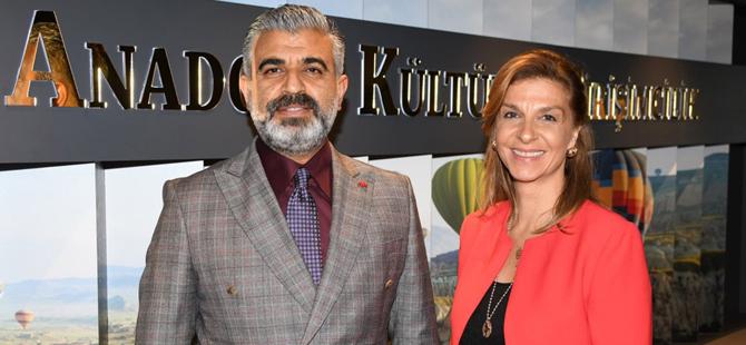 Anadolu'nun Kadın Gücü yarışması canlı yayın ile dijital ortamda gerçekleşti