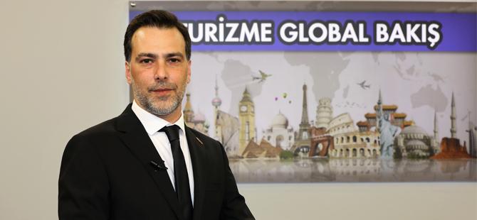TÜRSAB  TV Turizme Global Bakış Programı ile gündemi tutuyor