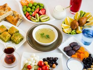 Ramazanda sağlıklı beslenme için önerilen 7 temel adım