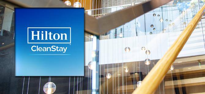 Hilton, Mayo Clinic'le iş birliği yapıyor