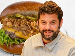 Gurme Frikadell Burger'ler evlere geliyor