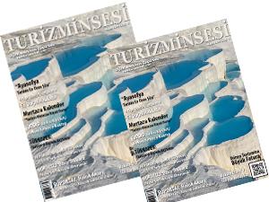 Turizmin Sesi Dergimizin MAYIS Sayısı Yayında