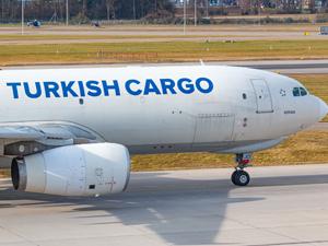 Turkish Cargo İzmir'den seferlerine başlıyor