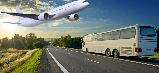Otobüs bileti talebi % 172, uçak bileti ise % 80 arttı
