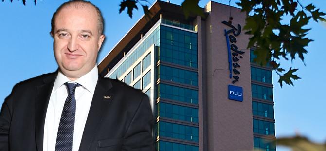 Radisson Blu Hotel Kayseri dezenfeksiyon prosedürünü uyguluyor