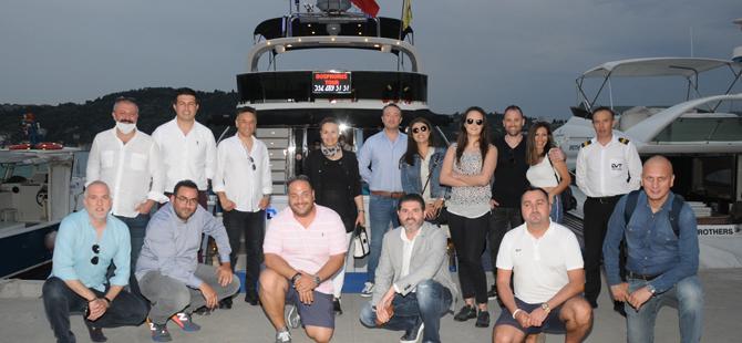 Levent Barlan, Turizmcileri Boğaz'da bir araya getirdi