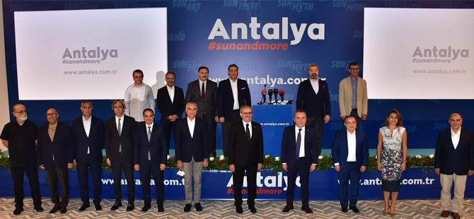 Antalya'dan dijital dünyada önemli adım