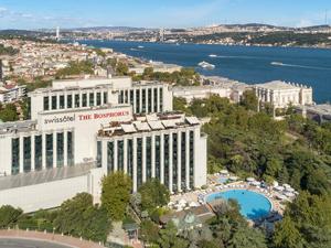 Swissôtel The Bosphorus, güvenli bir deneyim sunuyor