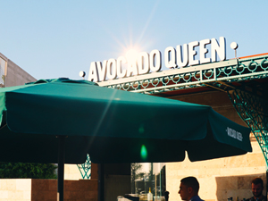 Avocado Queen by Novikov Yalıkavak Marina açıldı!