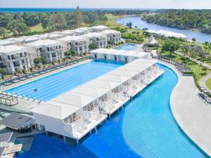 Maldiv ve Bali evleri Titanic Deluxe Golf Belek'de