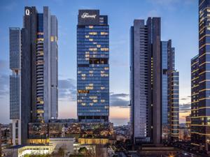 Fairmont Quasar İstanbul açılıyor