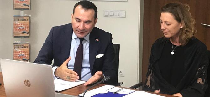 DEİK Türkiye NBD Emirates ile iyi niyet anlaşması