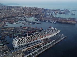 MSC Cruises İtalya Cenova'dan yola çıktı