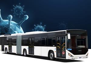Güvenli Otobüs'ü İzmir'de yola çıktı
