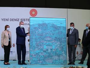Cumhurbaşkanı Erdoğan; İkinci Üçüncü Uçak Gemilerini İnşa Edelim!