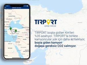 TIRPORT, doğayı, yeşili ve ülke ekonomisini koruyor