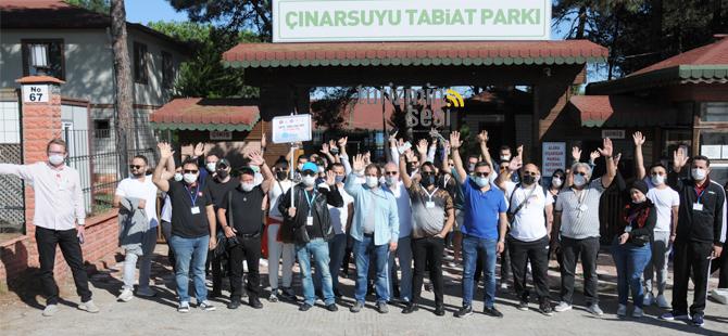 Ünye-Fatsa-Ordu Fam Trip ile Ünye Turizmi Atağa Geçiyor