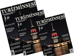Turizmin Sesi Dergimizin Ekim sayısı yayında