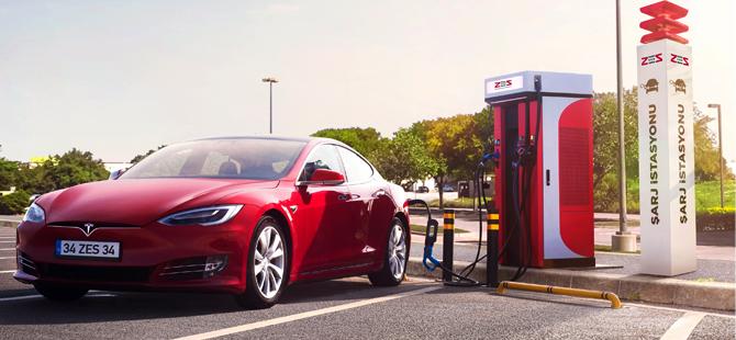 """Dedeman Tokat"" İlin İlk Elektrikli Araç Şarj İstasyonunu Hizmete Sundu"