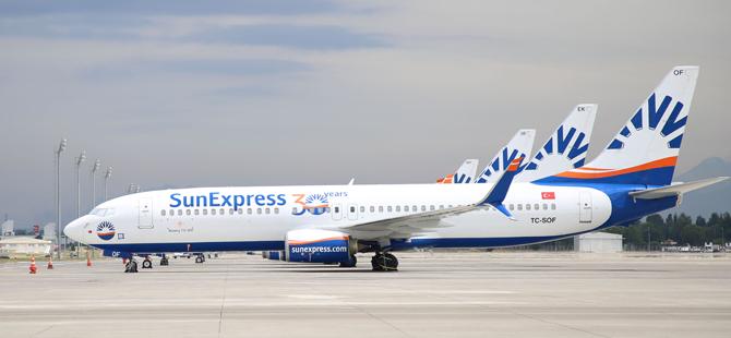 SunExpress, Lufthansa ile olan ortak uçuş (codeshare) anlaşmasını genişletiyor