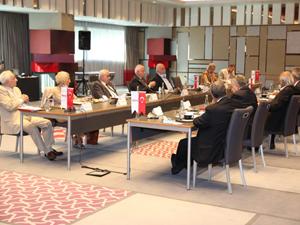 TÜRSAB Yüksek İstişare Kurulu'nun ilk toplantısı gerçekleşti