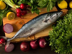 """Zaxi Restoran, """"palamut balık"""" menüsü"""