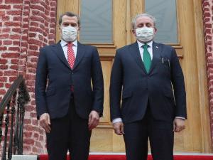 TBMM Başkanı Şentop, Ebüzziya Ailesi'nin matbaacılık serüvenini gezdi