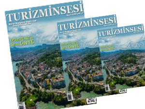 Turizmin Sesi Dergimizin KASIM sayısı yayında