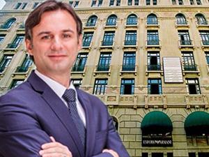 Park Hyatt Istanbul oteline Genel Müdür olarak Erhan Yurtsever atandı