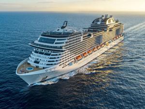 MSC Cruises'den ikinci kişi ücretsiz kampanyası