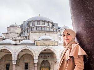 Pandamiye rağmen Türkiye'de Helal turizm  büyüyor