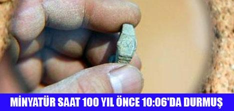 100 YILLIK SAAT